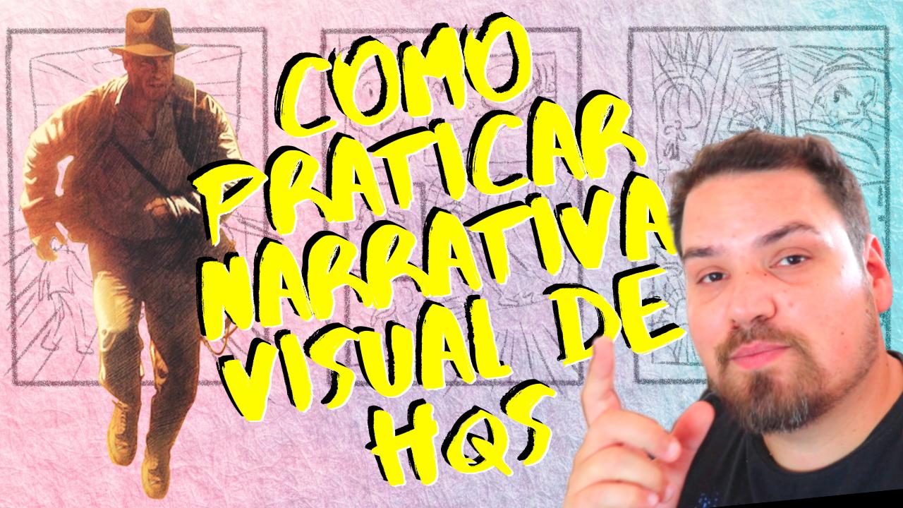 Como praticar narrativa visual